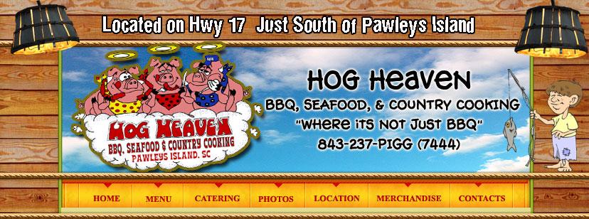 Hog Heaven Restaurant Pawleys Island Sc